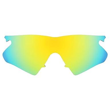 Revant Schutzglas für Oakley M Frame Heater Dunkelbraun VtuwS1C