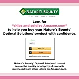 Hair Skin and Nails Vitamins with Biotin & Collagen by Nature's Bounty Optimal Solutions, w/ Vitamin C for Immune Support, Hair Skin and Nails Gummies - Orange Citrus Flavored, 80 Gummies