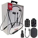 Beats by Dr. BeatsX Wireless In-Ear Headphones - Black - With Fast Key 2.4 Car Adapter & Ear Gel,Lighting USB Kit (Renewed)