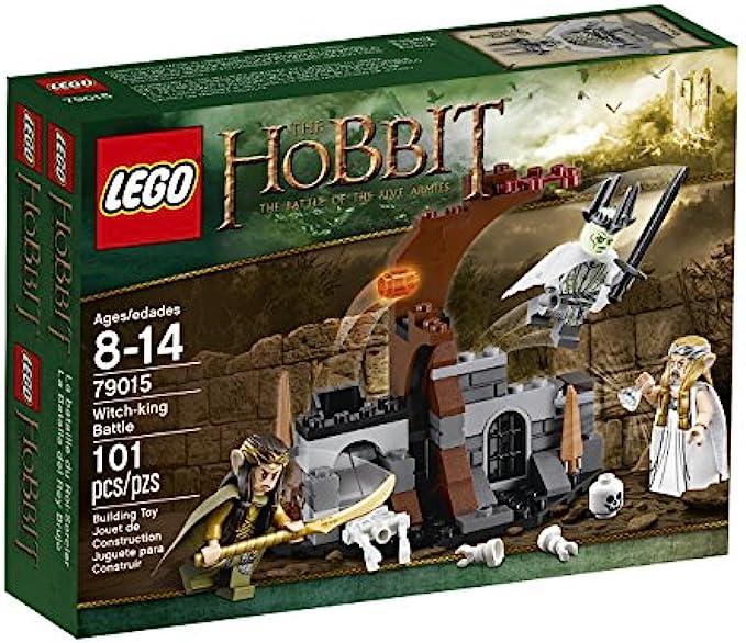 LEGO Hobbit 79015 Playset Witch-king Battle