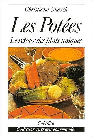 Livre Les potées pdf ebook