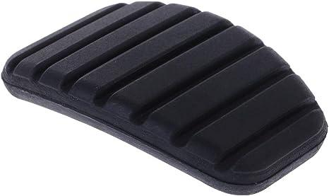 Auto Kupplung Und Bremspedal Gummi Belag Abdeckung Für Renault Megane Laguna Clio Kango Scenic Ccy Schwarz Küche Haushalt