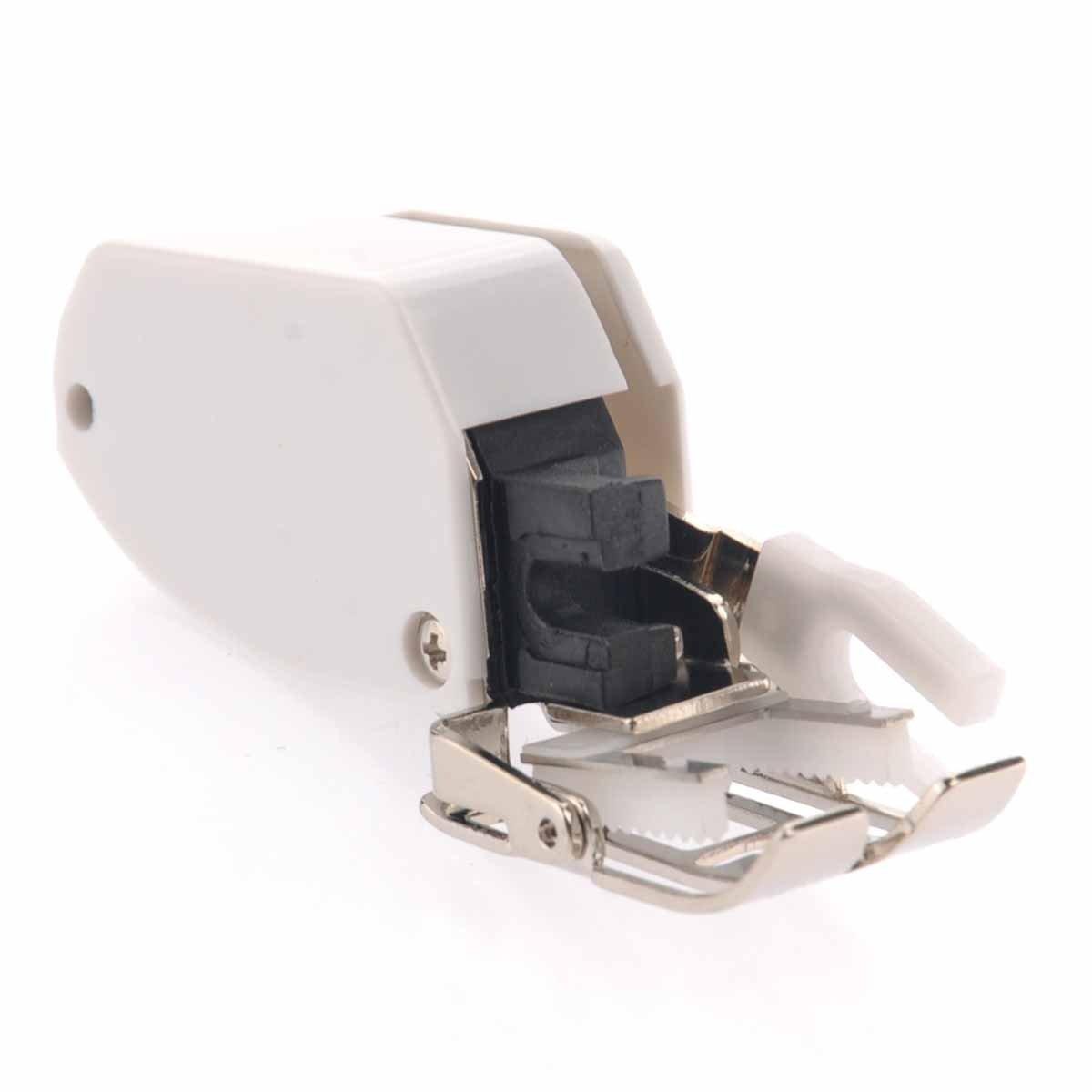 Prensatela de doble arrastre para maquinas de coser Singer brother Alfa etc
