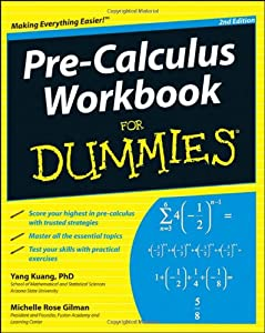 pre calculus for dummies pdf