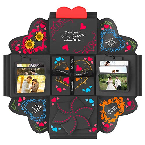 Check expert advices for exploding gift box valentines?