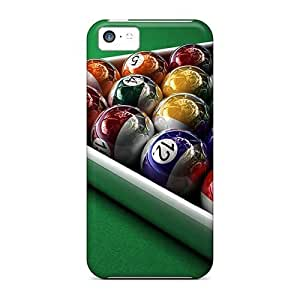 (aKB2785ikdp)durable Protection Cases Covers For iPhone 6 4.7(3d Pool)