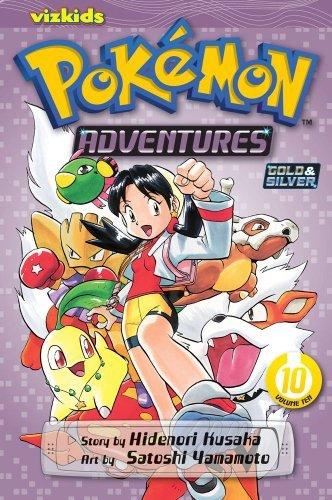 Read Online By Hidenori Kusaka PokǸmon Adventures, Vol. 10 (1st First Edition) [Paperback] PDF