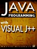 Java Programming with Visual J++, Martin L. Rinehart, 1558515062