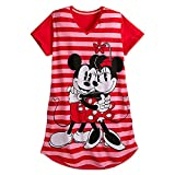 Disney Mickey and Minnie Mouse Nightshirt for Women Size XL/2XL