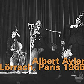 Amazon Com L 246 Rrach Paris 1966 Live Albert Ayler Mp3