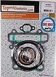 Top End Head Gasket Kit Yamaha Warrior 350 1987-2004 Raptor 350 2004-2013 Grizzly Kodiak Bruin Big Bear 350