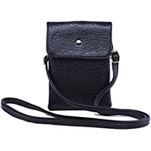 Small Crossbody Bag Vegan Leather Wallet Purse Cellphone Pouch with Shoulder Strap for Women Girls Katloo