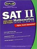 Kaplan SAT II Mathematics 2002-2003, Kaplan Educational Center Staff, 0743232984