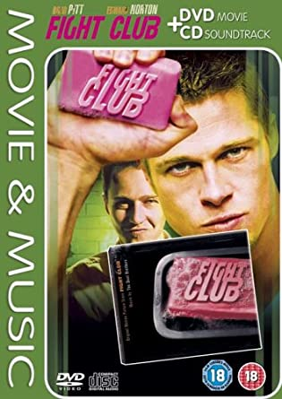 fight club dvd  Fight Club [DVD]: Amazon.: Brad Pitt, Edward Norton, Helena ...