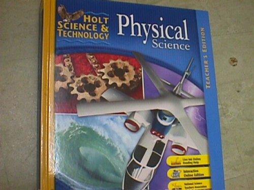 Physical Science, Teacher's Edition