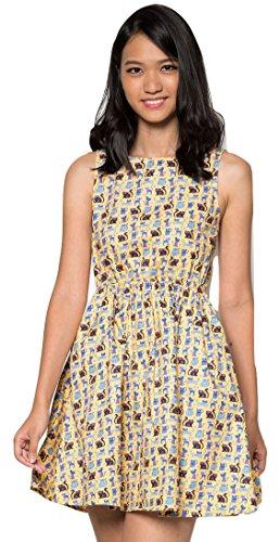 japanese print dresses - 7