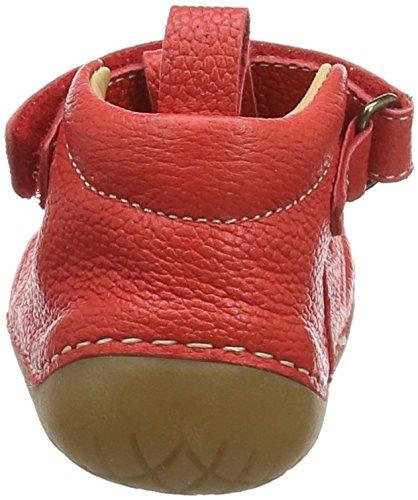 Baskets Rouge Mixte Bébé Rosso Rosso 334v OCRA fqwRnx5E1I