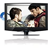 Coby LEDVD1996 19-Inch 720p 60Hz Widescreen LED HDTV with DVD Player (Black), Best Gadgets