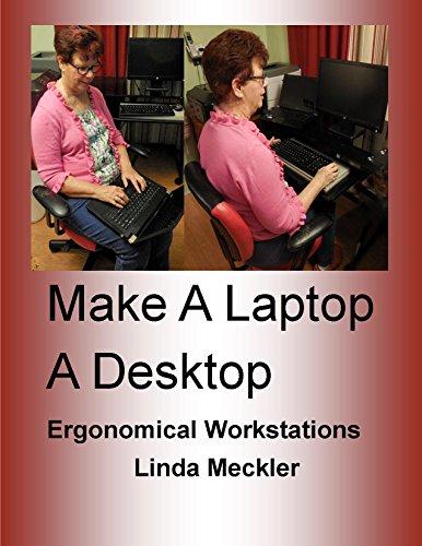 Make A Laptop A Desktop: Ergonomical Workstations To Keep Pain Free