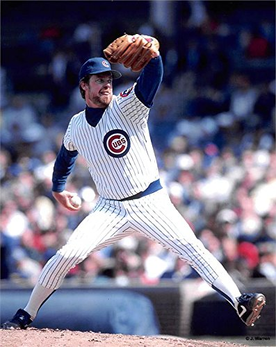 - Rick Sutcliffe unsigned 8x10 photo (Chicago Cubs) Image #2