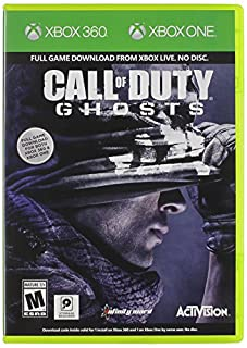 Call of Duty: Ghosts (B00FLZ4FS2) | Amazon price tracker / tracking, Amazon price history charts, Amazon price watches, Amazon price drop alerts