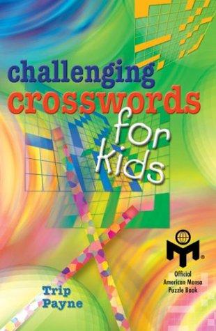 Download Challenging Crosswords for Kids (Mensa) pdf epub