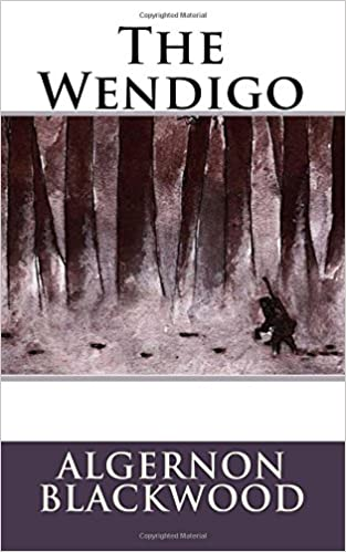 Buy The Wendigo Book Online At Low Prices In India The Wendigo Reviews Ratings Amazon In