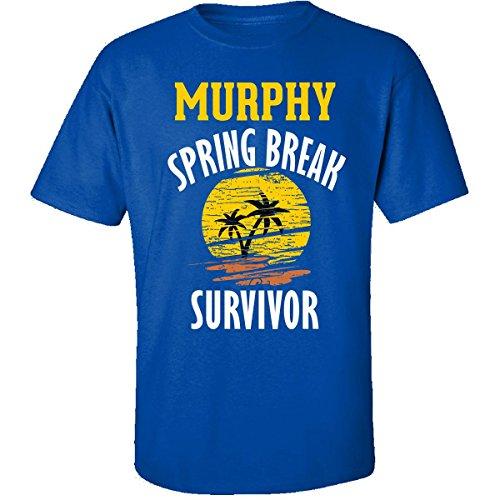 murphy-spring-break-survivor-party-beach-drinking-adult-shirt-2xl-royal