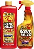 Scent Killer 1259 Wildlife Research Gold 24/24 Combo,...