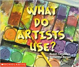 Book What Do Artists Use? (Learning Center Emergent Readers)