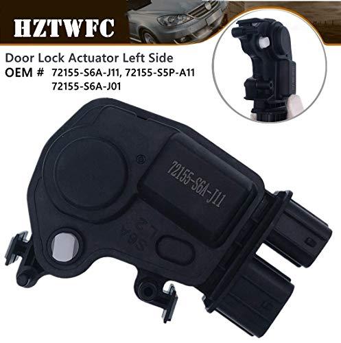 - HZTWFC Door Lock Actuator Left Side Compatible for Honda FIT 03-08 PILOT 03-07 CRV 02-06 72155-S6A-J11 72155-S5P-A11 72155-S6A-J01