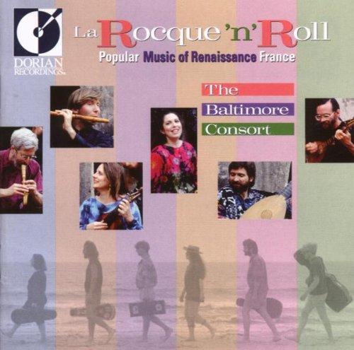 Price comparison product image La Rocque 'n' Roll: Popular Music of Renaissance France