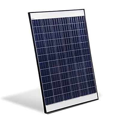ALEKO PP200W12V ETL Polycrystalline Modules Solar Panel 200W 12V