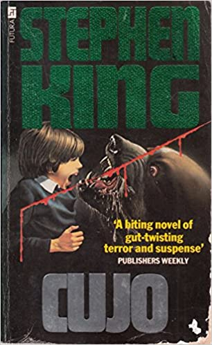 Image result for cujo book cover