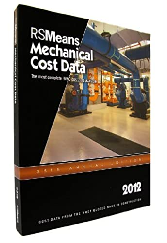 RSMeans Mechanical Cost Data 2012 (Means Mechanical Cost Data)