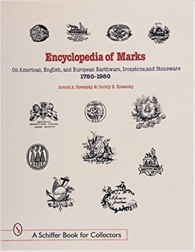 Encyclopedia of Marks on American, English, and European