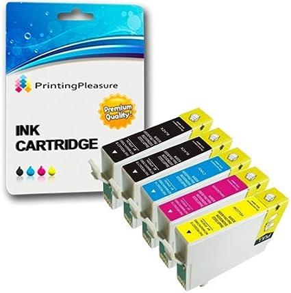 5 Compatibles 29XL Cartuchos de Tinta para Epson XP-235 XP-245 XP ...
