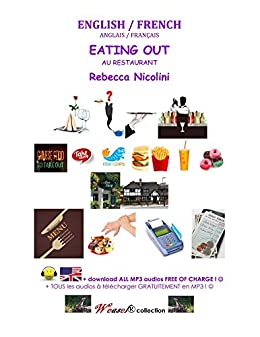 English French Eating Out Weasel Book 6 Kindle