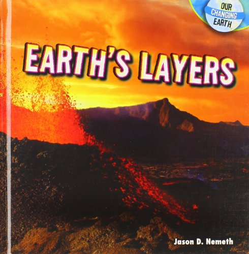 Cross Model Section Earth (Earth's Layers (Our Changing Earth))