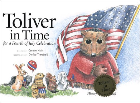 Read Online Toliver in Time for a Fourth of July Celebration PDF