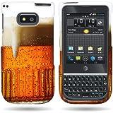 NEC Terrain Case, CoverON® [Snap Fit Series] Hard Design Slim Protective Phone Cover Case for NEC Terrain - Beer Mug