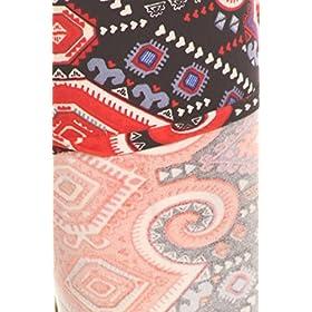 - 51DTCd2Fq L - Leggings Depot Women's Ultra Soft Printed Fashion Leggings BAT10