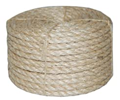 T.W Evans Cordage 23-410 3/8-Inch by 100...