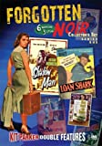 DVD : Forgotten Noir Collector's Set (Arson Inc. / Loan Shark / Portland Expose / Shadow Man / Shoot to Kill / They Were So Young)