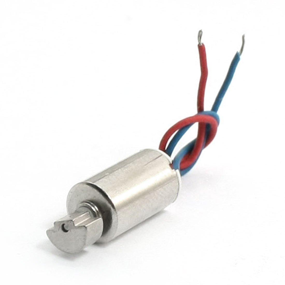 Uxcell DC 0.9-1.6V 9000R//Min High Torque Micro Vibration Motor // Uxcell a13111900ux0509 5mm Shaft Dragonmarts Co Ltd