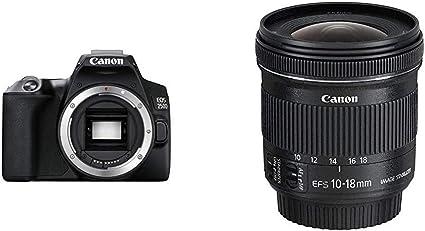 Canon Eos 250d Digitale Spiegelreflexkamera 3 Zoll Kamera