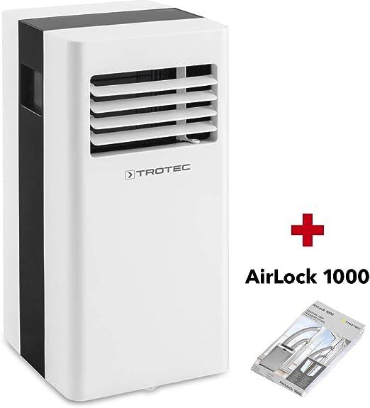 TROTEC Aire Acondicionado Portátil monobloque PAC 2100 X / 3 en 1 ...