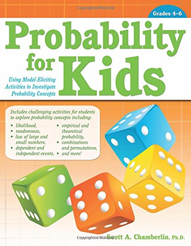Probability for Kids: Using Model-Eliciting Activities to Investigate Probability Concepts