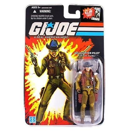 Amazon Com Wild Bill Helicopter Pilot Gi Joe 25th Anniversary