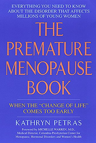 Premature Menopause Book change Comes product image